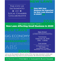 New Laws Affecting Small Business - 2020 Lab Series - Lab No.1