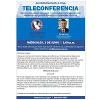 CAHCC - TeleTown Hall / Teleconferencia