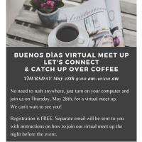 Buenos Dìas Virtual Networking Event
