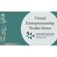 Virtual Entrepreneurship Toolkit Series