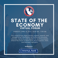 State of the Economy - Virtual Forum