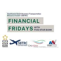 Financial Fridays with Five Star Bank