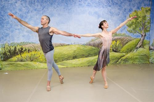 Summer Pas De Deux- 4 Seasons Variations