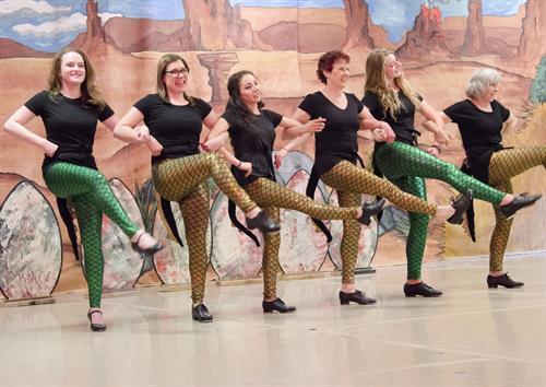 Dancers & Dinosaurs- Tappasaurs