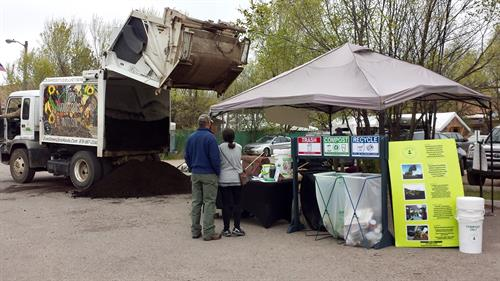 Carbondale Waste Diversion Day