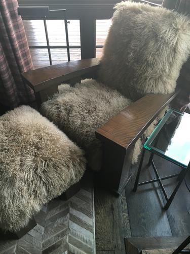 Mongolian Shearling