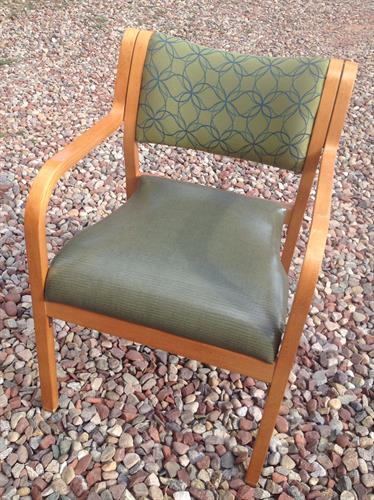 Dining chairs (76) for Sr. Center
