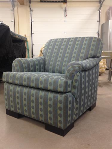 Redesigned chair