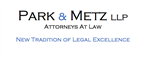 Park & Metz LLP Attorneys At Law