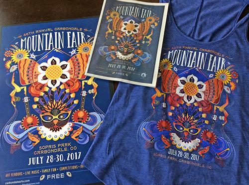 Mountain Fair Graphics 2017