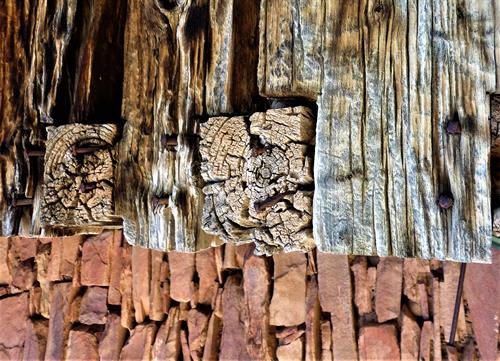Old Timber and Ancient Atone