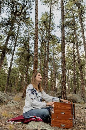 Mindy Arbuckle, Kirtan Musician