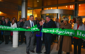 West Springs Hospital Grand Opening