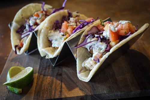 Pan-Fried Fish Tacos