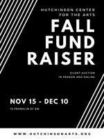 Hutchinson Center for the Arts Fall Fundraiser