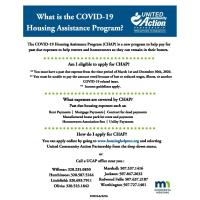 COVID Housing Assistance