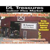DL Treasures Outdoor Flea/Farmers Market