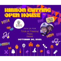 Ribbon Cutting / Open House Red Oak Music