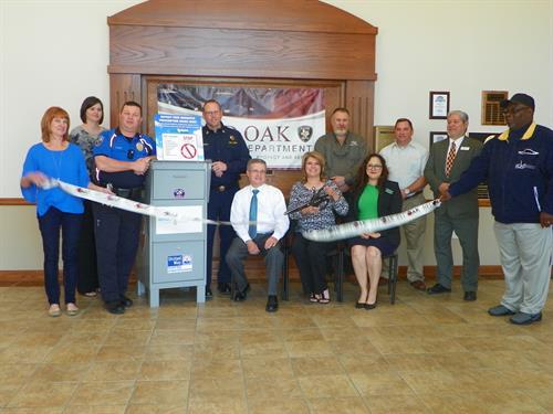 Red Oak Police Department Drug Disposal Program