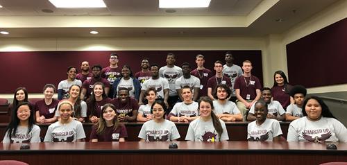 Red Oak High School Impact Leadership Team