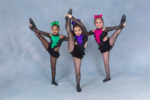 Mini Dance Company (2nd and 3rd year students)