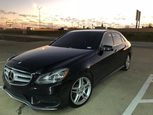 Dallas Car Service, Mercedes