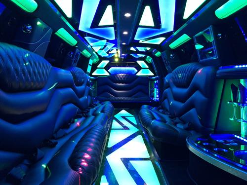 Dallas Party Bus Service