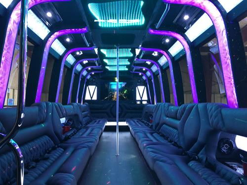 Party Bus in Dallas