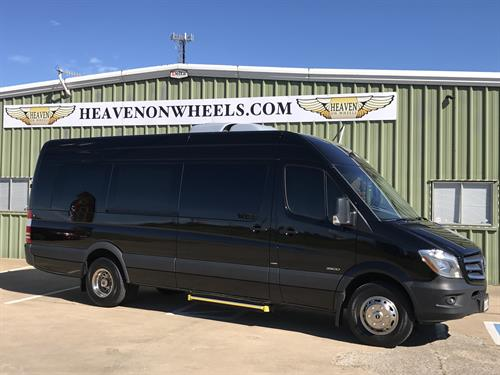 Mercedes Sprinter Bus Dallas