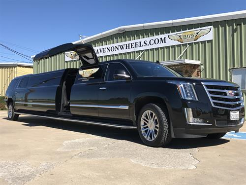 Jet Door Cadillac Escalade Limo Dallas