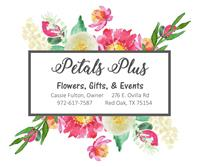 Petals Plus Flowers, Gifts & Events