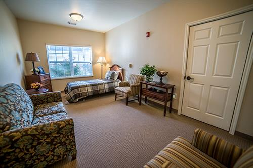 Senior apartment in Ellis County