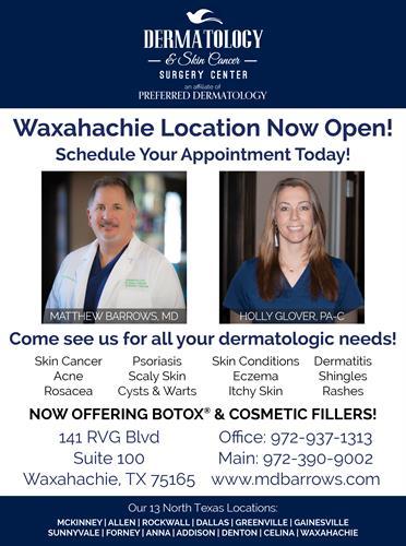 New Waxahachie Office