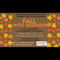 Fall Into Business Progressive Luncheon