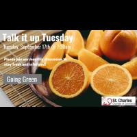 Talk it up Tuesdays