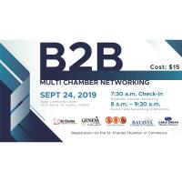 Multi-Chamber B2B Networking