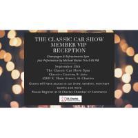 Member VIP Reception