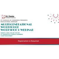 Multi-Generations in the Workforce Workshop/Webinar