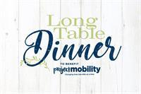 Long Table Dinner 2020