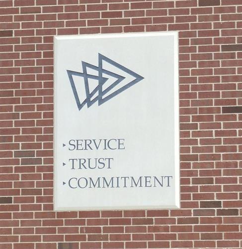 Service. Trust. Commitment.