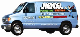 Mendel Plumbing & Heating, Inc.
