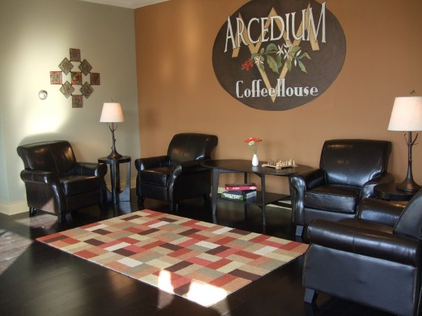 Arcedium Coffeehouse