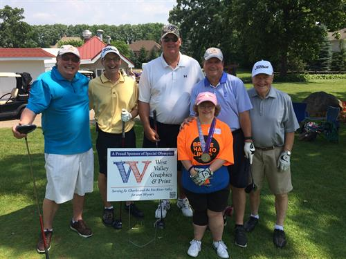 Proud Sponsor of Special Olympics Golf Outing