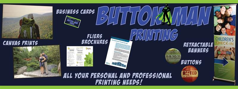 Button Man Shipping, Printing & Mailboxes