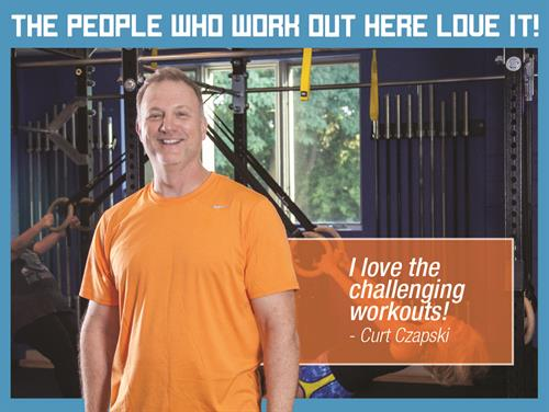 Our supportive community and outstanding members make you WANT to work out!