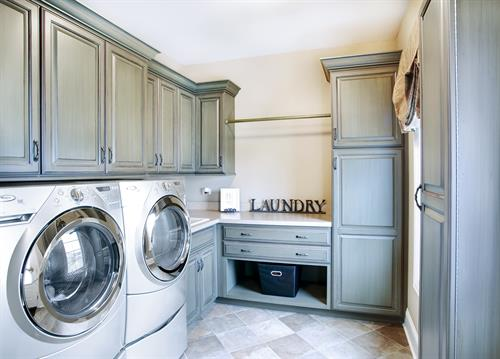 Turn your Laundry into A Lifestyle Center