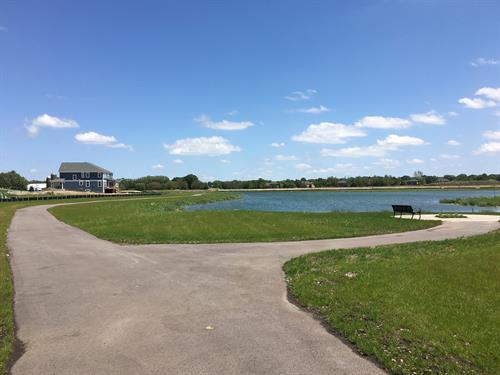 Norton Lake - 10 Acre Pond
