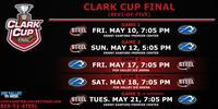 Chicago Steel Clark Cup Final Game 3