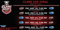 Chicago Steel Clark Cup Final Game 4