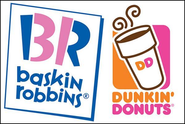Dunkin\' Donuts / Baskin Robbins   COFFEE & TEA SALES   COFFEE SHOPS ...